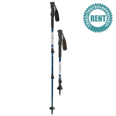 Rent Trekking Poles-Delivered to Ship